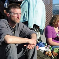 EPD Pitches Homeless Day Center