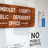 Public Defender's Job May Rest on His Words