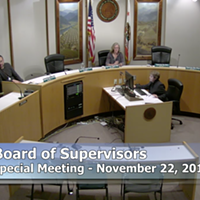 Supes to Consider Public Defender's $25K Severance Agreement
