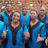 The World is Shrinking: An interview with Ladysmith Black Mambazo's Albert Mazibuko