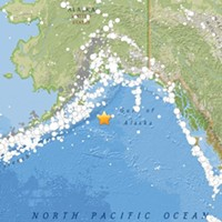 About That Alaskan Quake This Morning ...