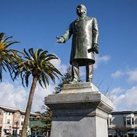 Another Twist in the McKinley Statue Saga