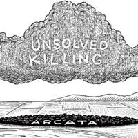 Dark Cloud Over Arcata