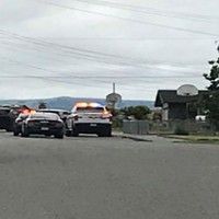 UPDATE: Police Arrest Previously Barricaded Subject in Fortuna