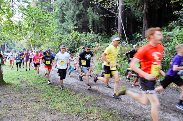 Kevin Ebbert Memorial Trail Run - SUBMITTED