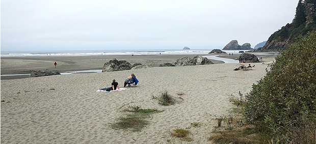 Moonstone Beach - PHOTO BY JONATHAN WEBSTER