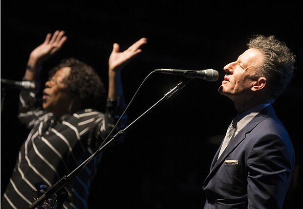 Lyle Lovett and His Large Band play the Van Duzer Theatre on Thursday, Sept. 13 at 8 p.m. - COURTESY OF THE ARTIST