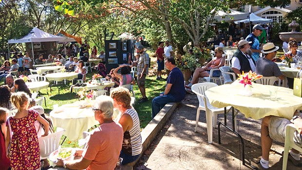 Fieldbrook Art and Wine Festival - SUBMITTED