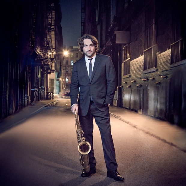 Noah Preminger plays The Sanctuary, Thursday, Oct. 11 at 8 p.m. ( $15, $10). - SUBMITTED