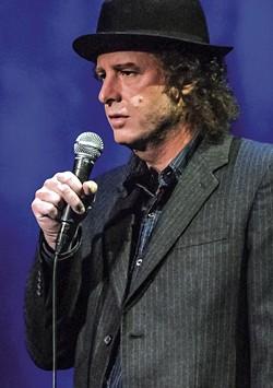 Comedian Steven Wright
