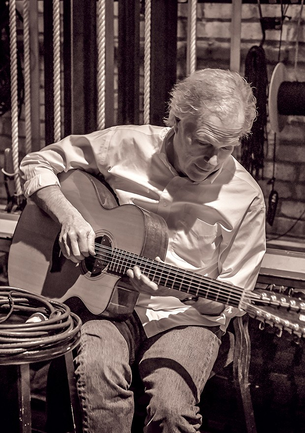 Leo Kottke plays the Arkley Center for the Performing Arts at 8 p.m. on Friday, Nov. 2. - COURTESY OF THE ARTIST