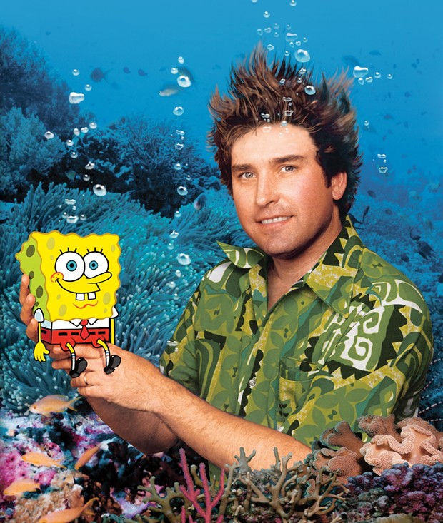 Stephen Hillenburg - SUBMITTED