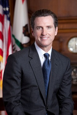 Gavin Newsom - WIKIPEDIA