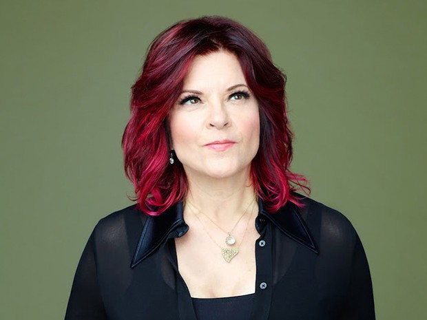 Rosanne Cash. - PHOTO BY MICHAEL LEVINE, COURTESY OF THE ARTIST
