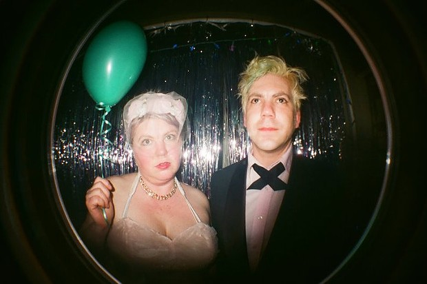 Clean Girl and the Dirty Dishes - PHOTO BY LISKEN ROSSI