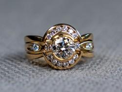 Custom ring by Steve Johnson of OTJ - ZACH LATHOURIS