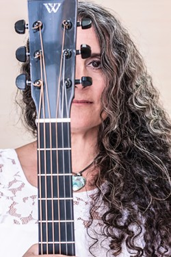 Alice DiMicele plays the Arcata Playhouse on Thursday, March 14 at 7:30 p.m. - SUBMITTED