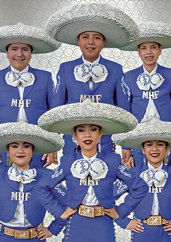 Mariachi Herencia de México - SHUTTERSTOCK