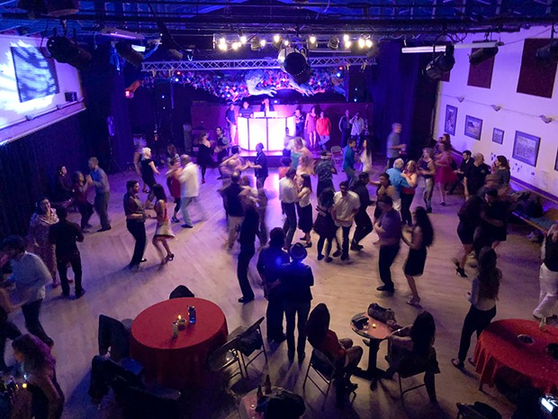 Humboldt Latin Dance Festival - SUBMITTED