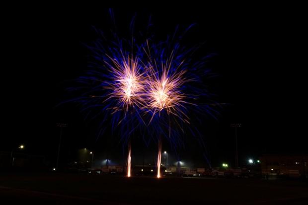 Fireworks! - MATT FILAR