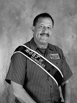 Joe Gosselin of Tony Gosselin & Sons. - MARK MCKENNA