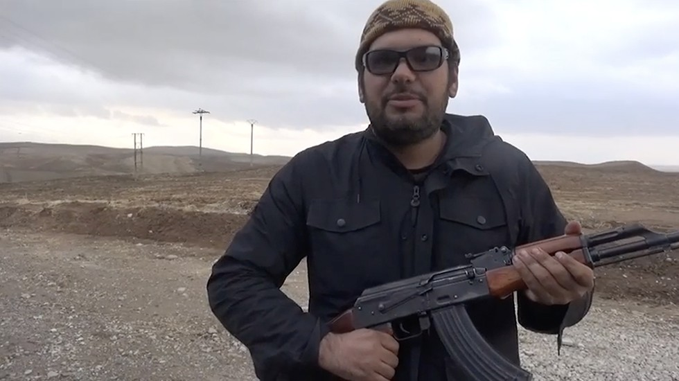 A screenshot of the YPG video featuring Paolo Todd.