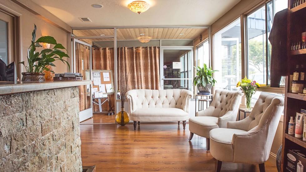 Essential Elements Spa & Sauna - ANDA AMBROSINI