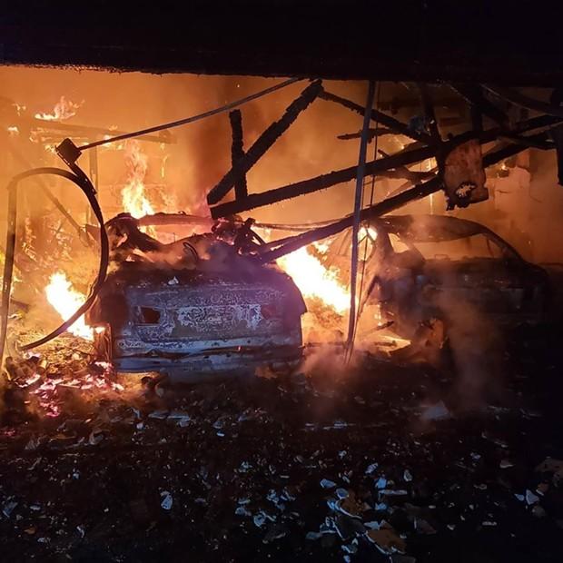 HUMBOLDT BAY FIRE/FACEBOOK