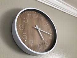 Remember to set those clocks ahead an hour. - FILE