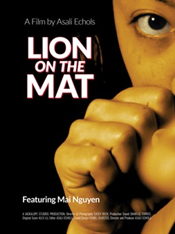 Lion on the Mat