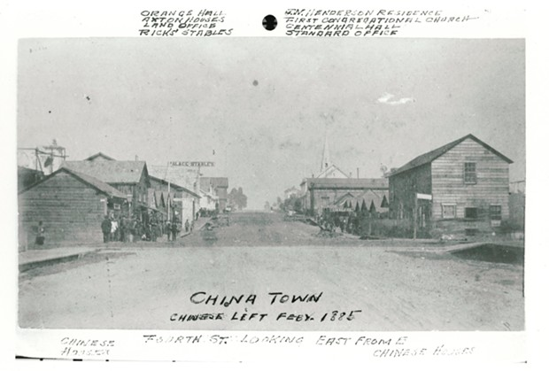 COURTESY OF THE CLARKE HISTORICAL MUSEUM