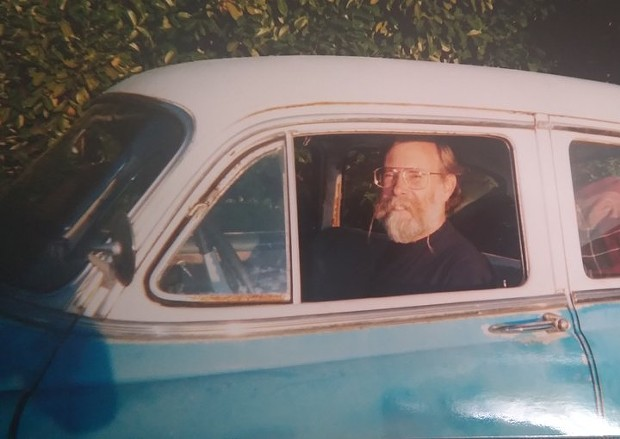 Ralph Christensen,1948 to 2021. - SUBMITTED