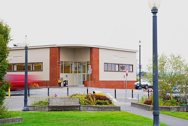 The new HSU Bookstore location. - PHOTO COURTESY HSU