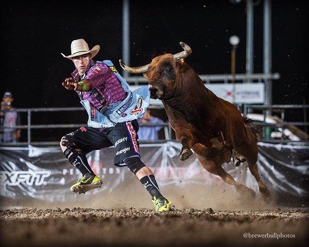 BULLFIGHTERS ONLY, SUBMITTED
