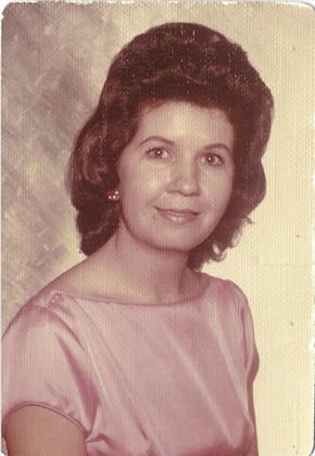 Doris Yvonne Gocha, Oct. 8, 1937 to July 30, 2021.