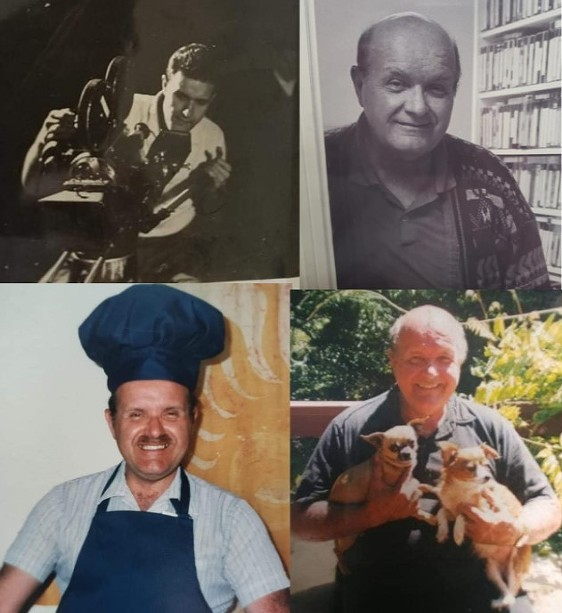 George Agis Cozyris, June 25, 1937 to Aug. 19, 2020.