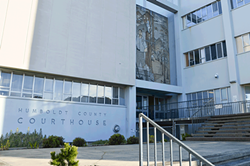 Humboldt County Courthouse - FILE
