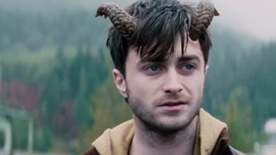 Evidently the horns were just for the movie Horns.