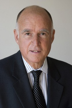 Jerry Brown. - STATE OF CALIFORNIA
