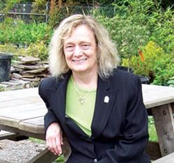 Lisa Rossbacher