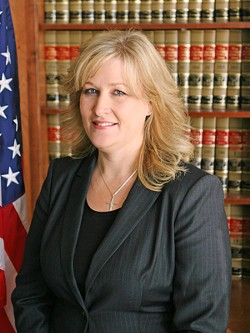 Lori Ajax. - STATE OF CALIFORNIA