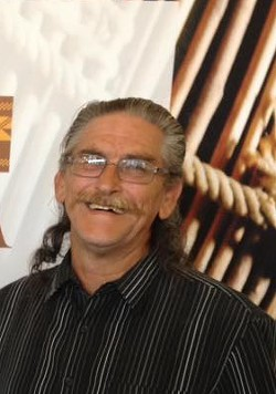 When information bubbled into public view about his past, James Dunlap resigned his post as Yurok Tribal chair this afternoon. - FACEBOOK/JAMES DUNLAP