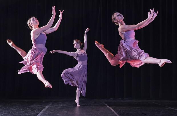 COURTESY OF HSU THEATRE AND DANCE