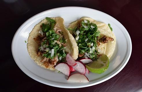 Even if you don't, carnitas and pastor tacos deserve homemade tortillas. - JENNIFER FUMIKO CAHILL