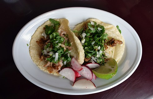 Even if you don't, carnitas and pastor tacos deserve homemade tortillas. - JENNIFER FUMIKO CAHILL
