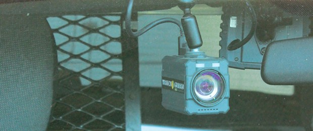 Police dash cameras capture loads of footage. But who should get to see it? - THADEUS GREENSON