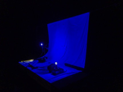 A light trap fit for an insect rave. - ANTHONY WESTKAMPER