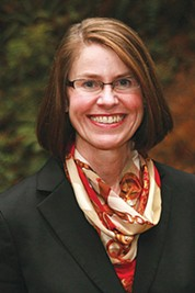 Humboldt County District Attorney Maggie Fleming. - SUBMITTED PHOTO