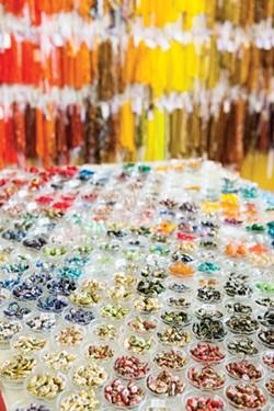 Talisman Beads. - MARK MCKENNA