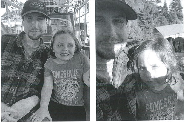 Anthony Lux and Allison Shirey - HUMBOLDT COUNTY SHERIFF'S OFFICE